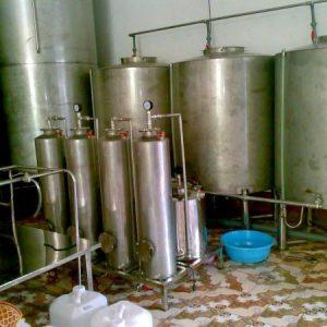 Máy Lọc Rượu 1 đơn Nguyên