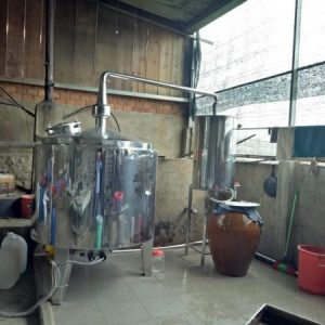 Nồi Nấu Rượu Loại Bỏ độc Tố Andehit, Methanol Agt 2018
